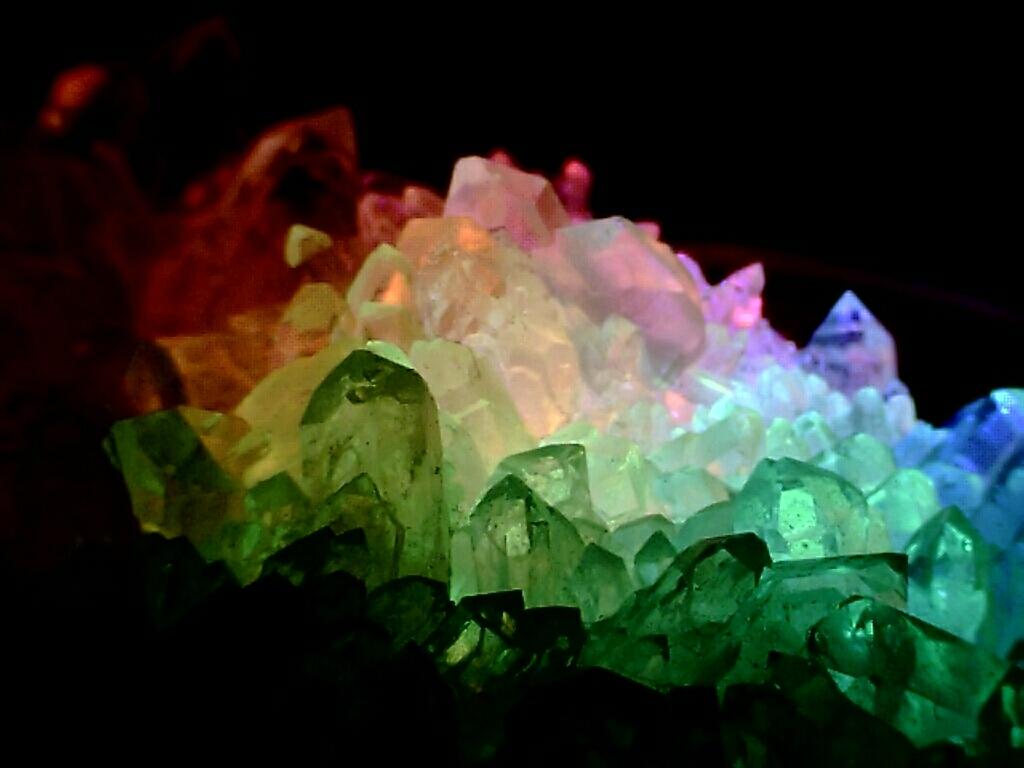 Fantasy Crystal Field