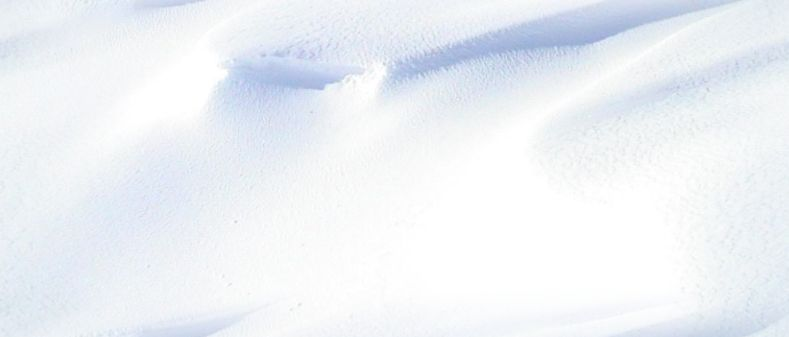 Snow Drifts Seamless Background Fill